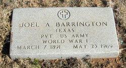 Joel Abner Barrington