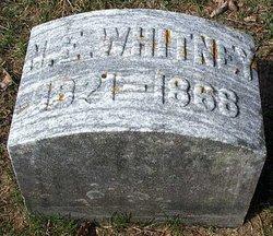 Nathan E. Whitney