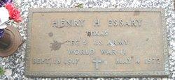 Henry Howell Essary