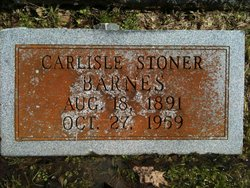 Carlisle Stoner Barnes