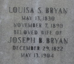Louisa Stearns <I>Hammond</I> Bryan