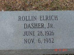 Rollin Elrich Dasher, Jr