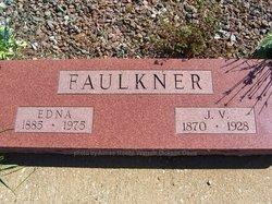 Edna Armida <I>Myers</I> Faulkner