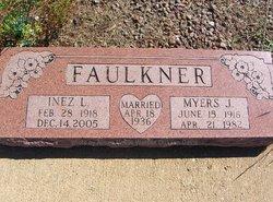 """Myers J. """"Jack"""" Faulkner"""