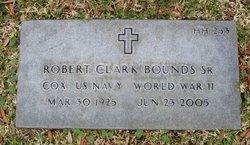 Robert Clark Bounds