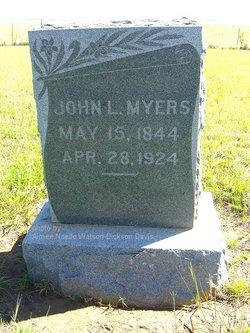 John Lewis Myers