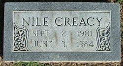 Nile Creacy