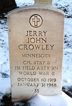 Jerry John Crowley