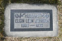 Elgin Johnson