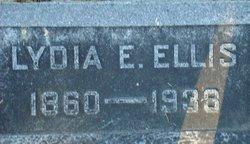 Lydia E. <I>Merchant</I> Ellis
