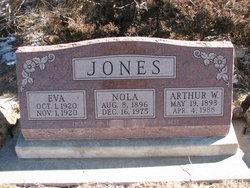 """Leona """"Nola"""" <I>Rice</I> Jones"""