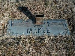 Maggie Drucille <I>Freeman</I> McKee