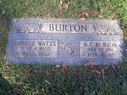 A. C. Burton