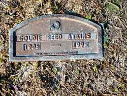 Goldie <I>Reed</I> Atkins