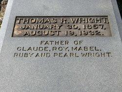 Thomas R. Wright