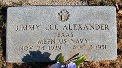 Jimmy Lee Alexander