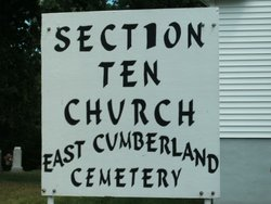 East Cumberland Cemetery