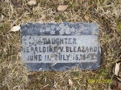 Geraldine Violet Bleazard
