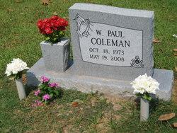 William Paul Coleman