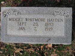 Leona Midget <I>Whitmore</I> Hayden