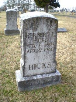 Herbert Eugene Hicks