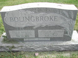 Ephraim Thomas Bolingbroke