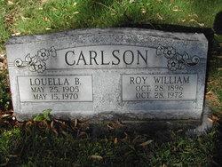 Roy William Carlson
