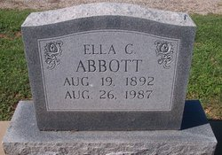 Ella C. Abbott