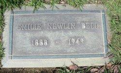Emilie <I>Newlin</I> Bell