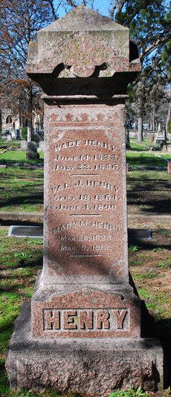 """Mary Margaret """"Margarite"""" <I>Giles</I> Henry"""