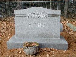 Prudence Melissa <I>Phillips</I> Hyde