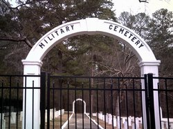 Fort McClellan Military Cemetery
