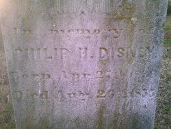 Phillip H. Disney