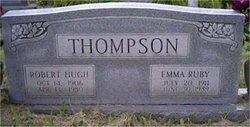 Emma Ruby <I>Philpott</I> Thompson