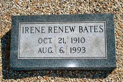 Irene <I>Renew</I> Bates