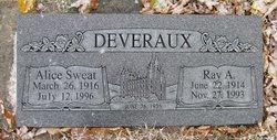 Ray Alexander Deveraux
