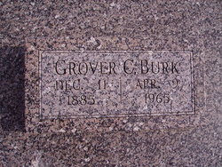 Grover Cleveland Burk