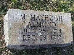 M Mayhugh Almond