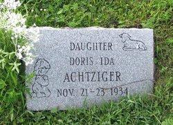 Doris Ida Achtziger