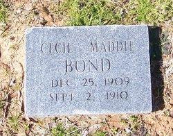 Cecilia Maddie Bond