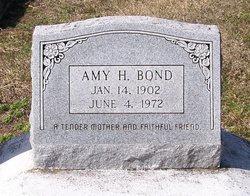 Amy <I>Hebert</I> Bond