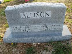 Earl Warren Allison