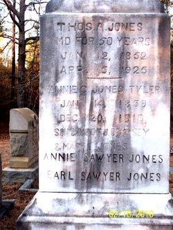 Earl Sawyer Jones