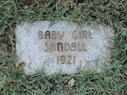 Baby Girl Sandall