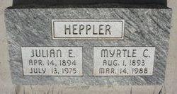 Julian Edmund Heppler