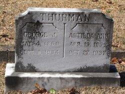 George J. Thurman