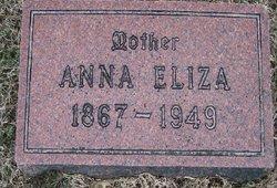 Anna Eliza <I>Montgomery</I> Frieze