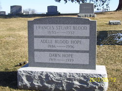 Adele Mary <I>Blood</I> Hope