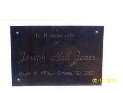 Joseph Neil Jones