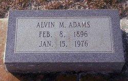 Alvin M Adams